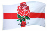 England Rugby Nation Large Flag style 1 - 5' x 3'.